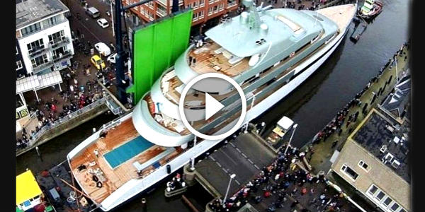 800000 LBS Yacht Launch 1 TN