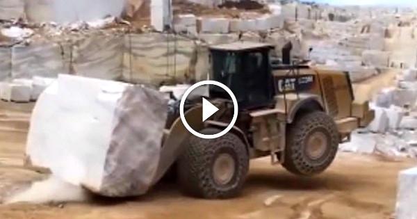 Heavy Quarry Equipment 2 TN