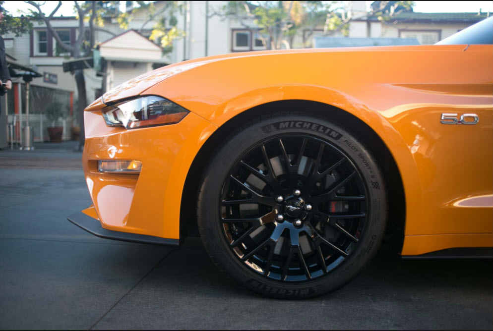 New Ford Mustang 2018