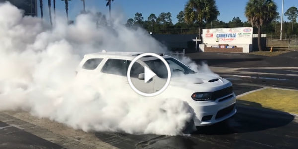 2018 Dodge Durango SRT Burnout 1 TN