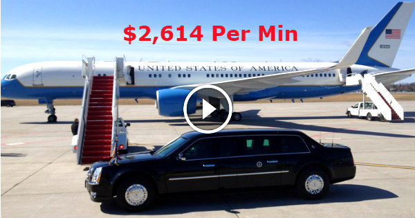 USA President Transport System Air Force One Jet 1 TN