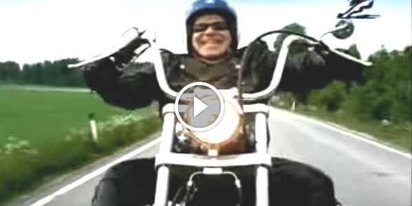 Harley Davidson Wife Best Lotto Commercial 1 TN
