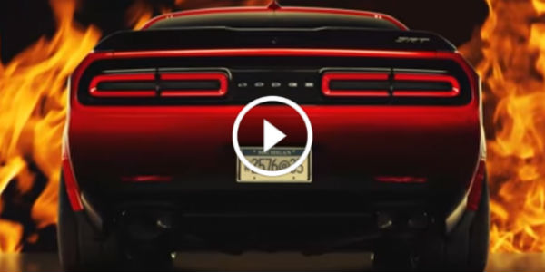 Dodge Challenger Demon 2 TN