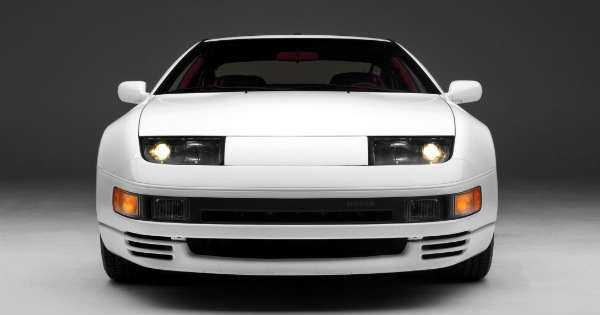 Mystery Solved Lamborghini Used Nissan 300zx Headlights For The