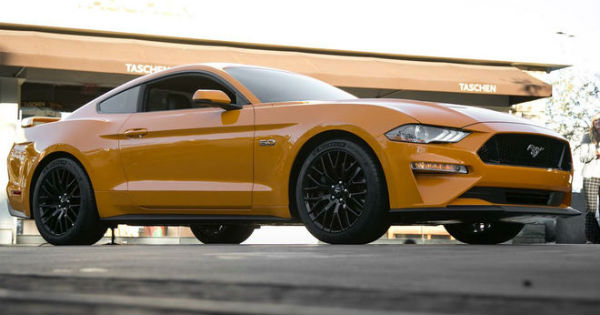 New Ford Mustang 2018 11
