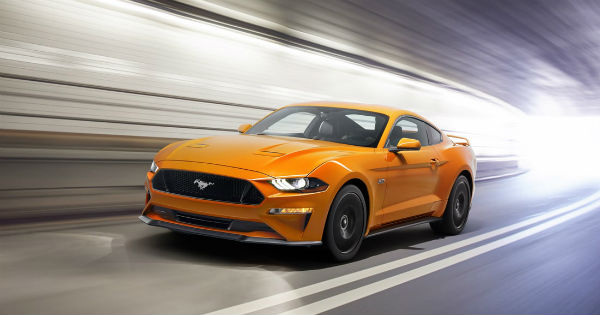 New Ford Mustang 2018 33