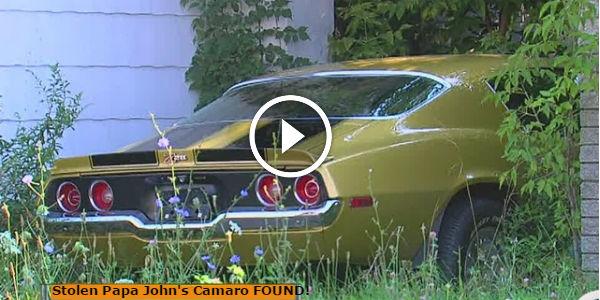 Papa John 1971 Chevrolet Camaro Z28 1 TN