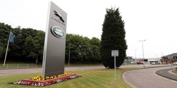 jaguar land rover factory engines stolen solihull england 12