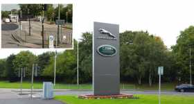 jaguar land rover factory engines stolen solihull england 4