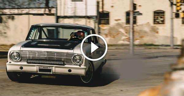 Aaron Kaufman 1963 Ford Falcon Car 1 TN