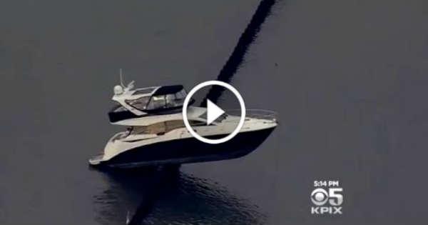 1 7 Million Dollar Yacht Harbor Crash 1 TN