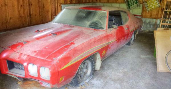 1970 Pontiac Judge GTO 11