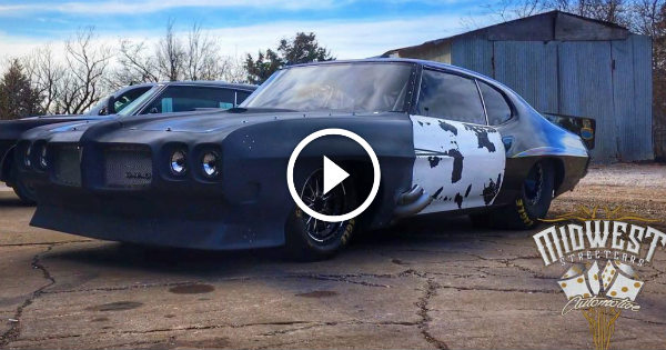 Big Chief 1970 GTO Car 2 TN