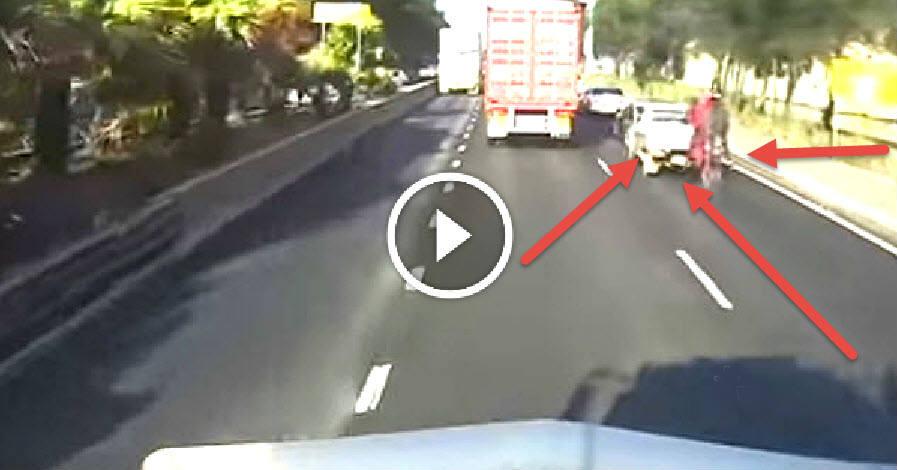 Funny Bike Accident 1 TN