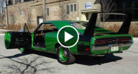 426 Hemi 1969 Dodge Daytona Charger 1 TN