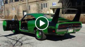426 Hemi 1969 Dodge Daytona Charger 1 TN