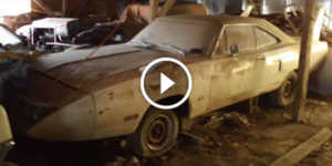 500 Charger Ford Talladega BARN FIND