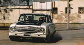 Aaron Kauffman 1963 Ford Falcon