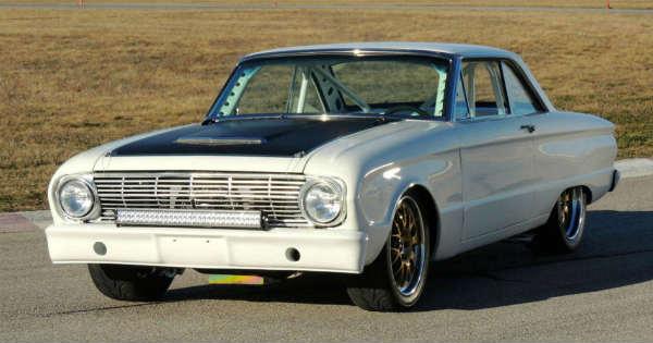 Aaron Kauffman 1963 Ford Falcon 1