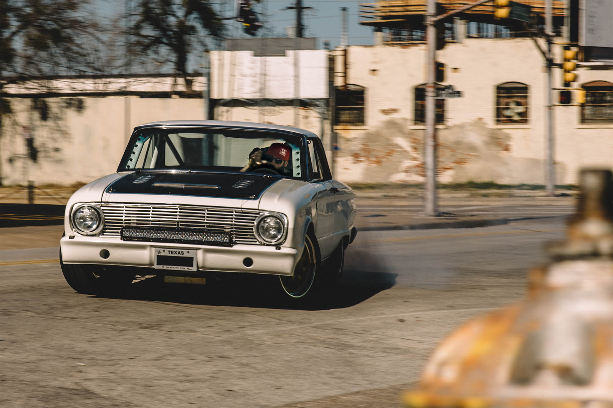 aaron kaufman 1963 ford falcon car 3 muscle cars zone. Black Bedroom Furniture Sets. Home Design Ideas