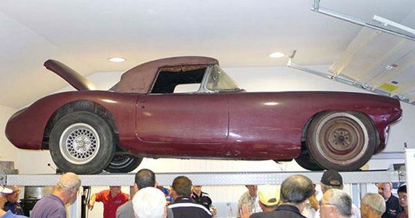 Chevrolet C1 Corvette Le Mans 22