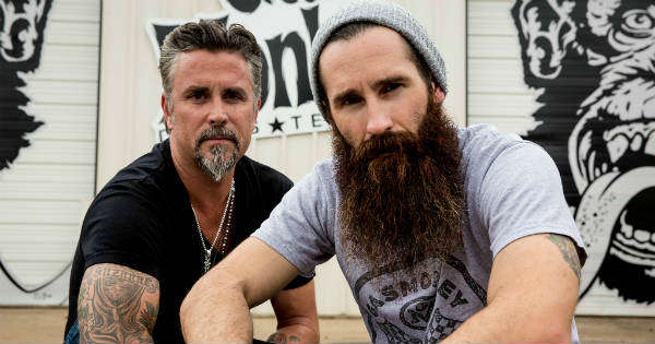 3 reasons why aaron kaufman left gas monkey s garage what. Black Bedroom Furniture Sets. Home Design Ideas