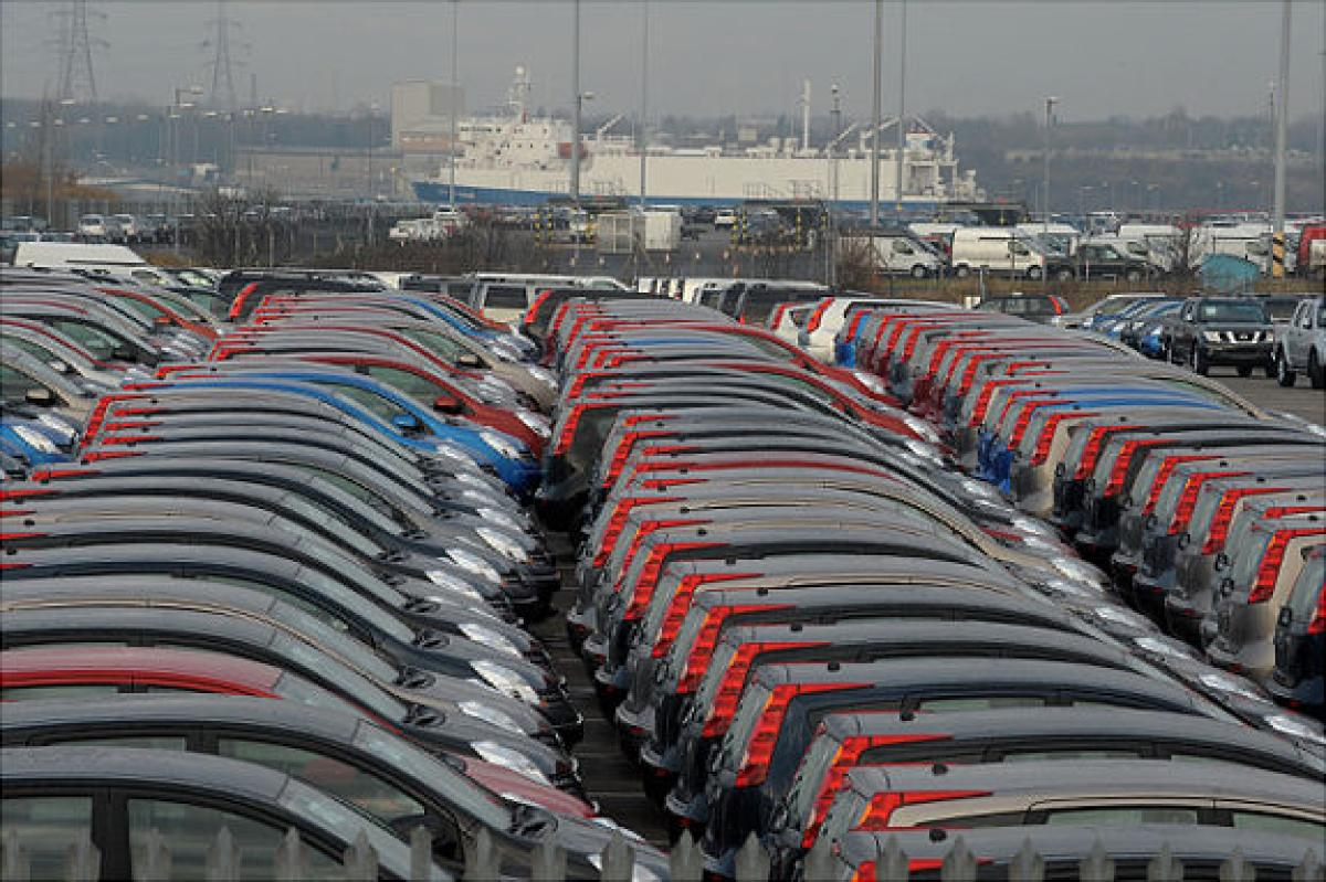 Huge Unsold Car Graveyards 2 - Muscle Cars Zone!