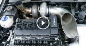 Most Powerful VW Golf 1300HP 1 TN
