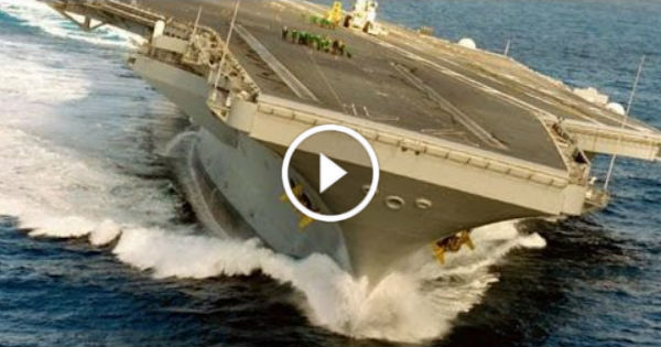 Nimitz Class Aircraft Carrier 1 TN