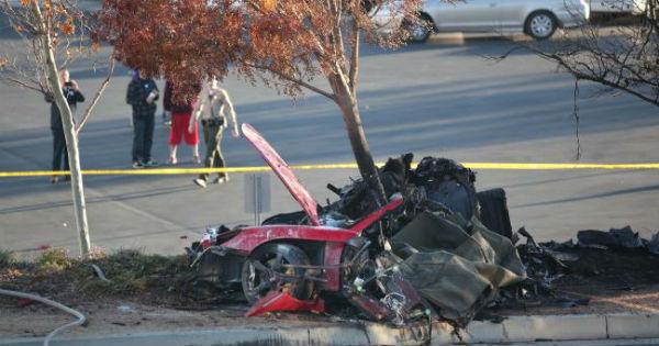 Paul Walker Fatal Crash 22