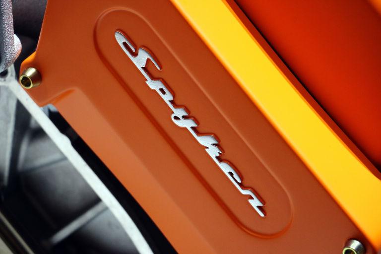Spyker Koenigsegg engine V8 geneva motor show preliator 2