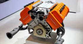 Spyker Koenigsegg engine V8 geneva motor show preliator 4