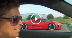 The Ultimate Hypercar Comparison Koenigsegg Agera R Ferrari 458 Italia 3