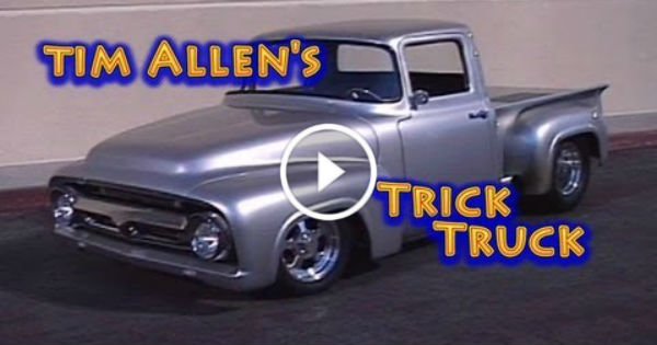 Tim Allen 56 Ford Pickup Truck 1 TN