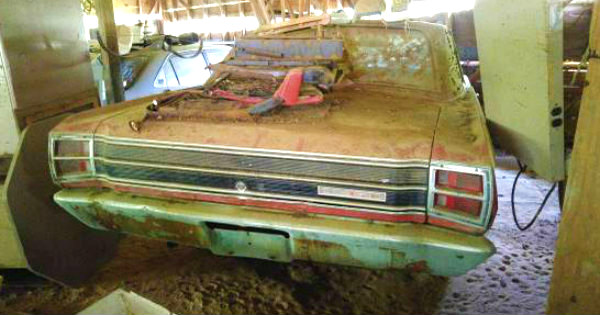 Two 1969 Dodge Dart GTS Cars Barn 20 Years Craiglist 4