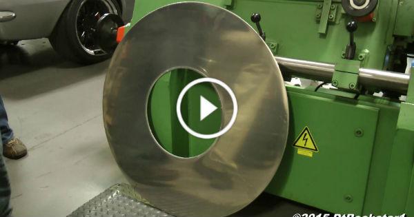 Wheel Production Making 1 TN