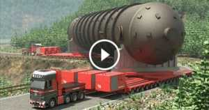 7 Heaviest Epic Transport Feats History 1