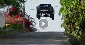 BJ Baldwin Cuba Trophy Toyota Tundra Truck Suspension 4