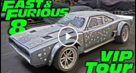 Fast 8 Cars Trivia How The Cars Are Made 1 TN
