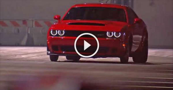 The Fastest Street Legal Muscle Car Is Here – 840HP Dodge Challenger ...