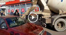 Furious Husband Fills Wife Car With Cement 2 TN