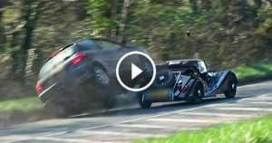 Morgan 4 4 Gets Bashed Peugeot Junction 1