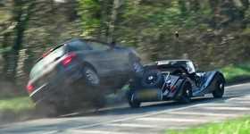 Morgan 4 4 Gets Bashed Peugeot Junction 2