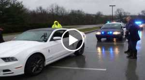 New 2015 Ford Mustang Cop Driver 2 TN