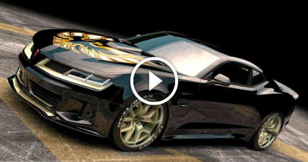 6Th Gen Camaro >> The New 6th-Gen Camaro Trans Am Conversion! +1000HP Under ...