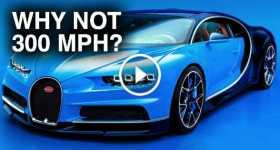 No Production Car reached 300MPH