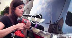 Rachel De Barros How To Remove Scratches car 1