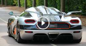 1360HP Koenigsegg One1 Goodwood Race Circuit 3