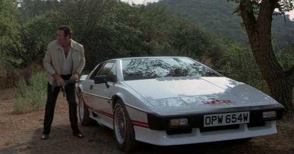 1980-Lotus-Espirit-Turbo ICONIC Bond Cars driven by Roger Moore