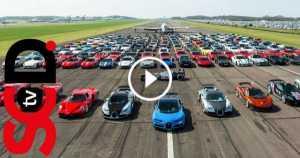 65 MILLION Supercar Meetup 1 TN